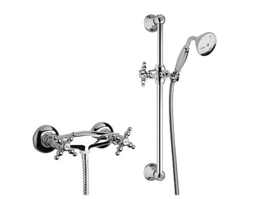 Shower tap / shower wallbar PARIGI - 7307WS