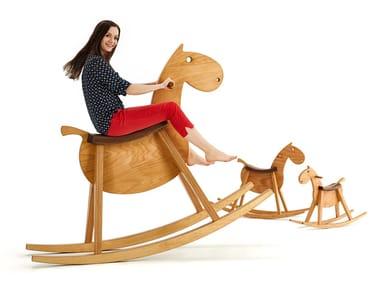 Wooden rocking horse PARIPA BIG-KID | Rocking horse