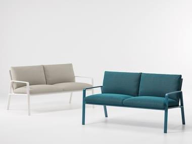 2 seater garden sofa PARK LIFE | Garden sofa