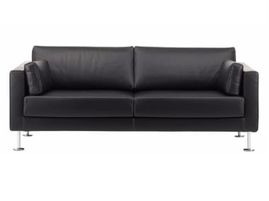 2 seater sofa with removable cover PARK SOFA