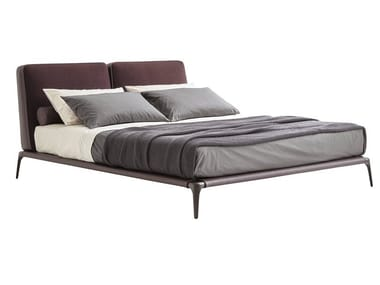 Bed Double Bed With Upholstered Headboard PARK UNO
