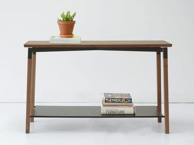 Solid wood console table PARKDALE | Console table
