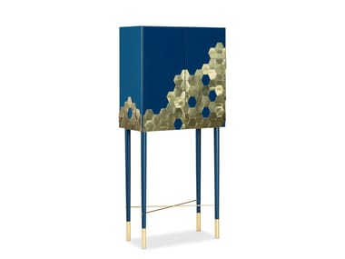 Lacquered bar cabinet PARKES | Bar cabinet