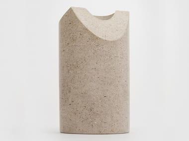 Vaso in pietra Aurisina PAROS M