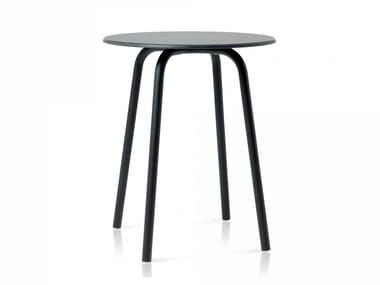Round aluminium table PARRISH | Table
