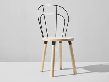 Wooden chair PARTRIDGE   Chair