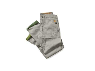 Pantalone in tessuto armaturato PARTY SABBIA