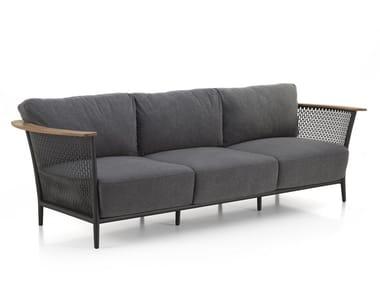 3 seater garden sofa PASCAL | Garden sofa