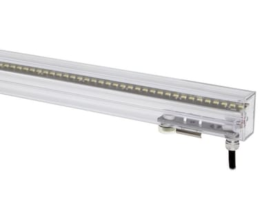 Built-in outdoor plastic LED light bar PASEO_L