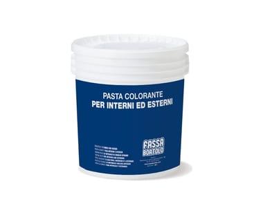 Flooring protection PASTE COLORANTI PER INTERNI E ESTERNI