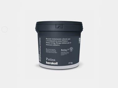 Rivestimento tecnico in resina all'acqua PATINA
