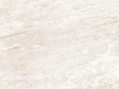 Gres porcellanato effetto pietra PAVE' OUTDOOR | Avorio