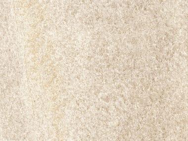 Gres porcellanato effetto pietra PAVE' OUTDOOR | Beige