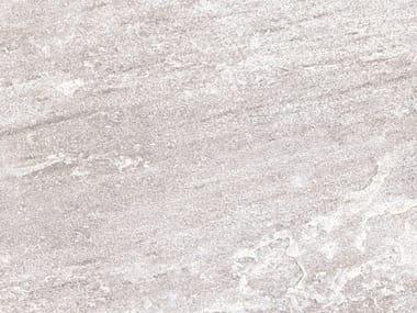 Gres porcellanato effetto pietra PAVE' OUTDOOR | Grigio