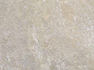 Gres porcellanato effetto pietra PAVE' QUARZ OUTDOOR | Argento