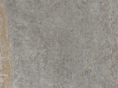 Gres porcellanato effetto pietra PAVE' QUARZ OUTDOOR | Grafite