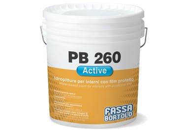 Idropittura con film protetto PB 260 ACTIVE