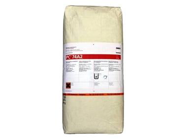 Gypsum plaster PC® 74 A2