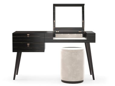 Wooden dressing table PEARL