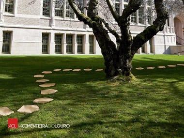 Cement garden paths PEDRA TOSCA