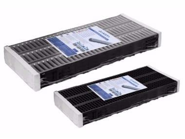 Kit di drenaggio in polipropilene PEGASUS KIT 130 X 120 BLISTER