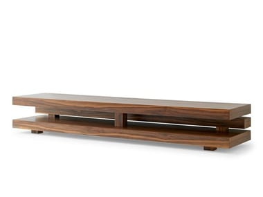 Low wooden TV cabinet PENROSE | TV cabinet