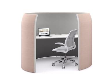 Office workstation / office booth PENTAGONE