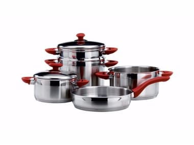 Cookware set with lid PENTOLE