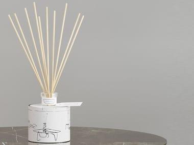 Natural stone Air freshener dispenser PENUMBRA ESSENTIAL Prestige - Uva e Mirt