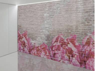 Revestimento de parede / Papel de parede PEONIES