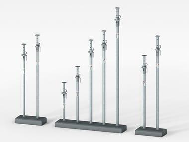 Tubular Steel Slab Props PEP Ergo