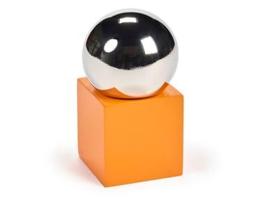 Pfeffermühle aus ABS und Edelstahl SHINY TABLE SCULPTURES | Pfeffermühle