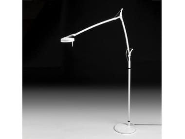 LED floor lamp with swing arm PERCEVAL LED 6338 | Floor lamp