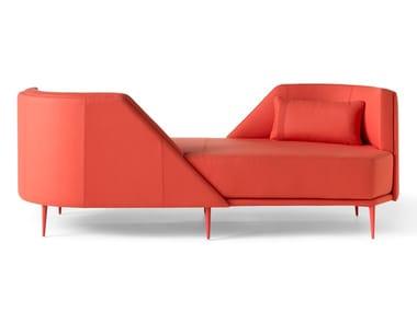 Dormeuse tapizada PERGY | Sofá pequeño