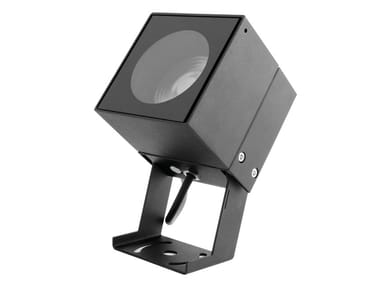 Adjustable RGB aluminium Outdoor floodlight PERISKOP