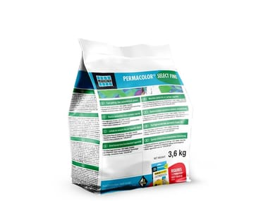 High performance non-sanded cement grout PERMACOLOR® SELECT FINE