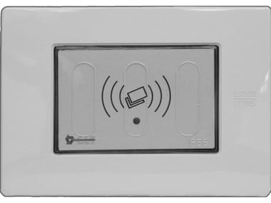 Electronic card lock for hotels PERSEO 1048/114B