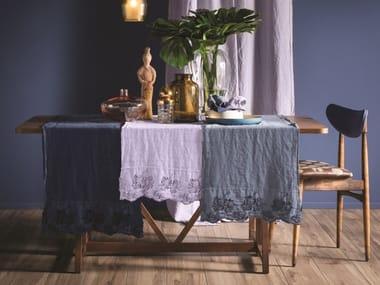 Linen Table runner PETALI | Table runner