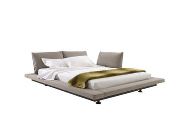 Fabric bed double bed PETER MALY 2