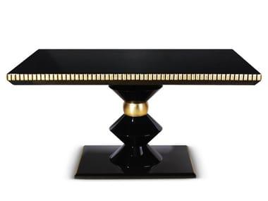 Rectangular wooden dining table PETIT CORTEZ