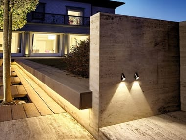 LED outdoor die cast aluminium steplight PETIT