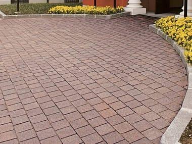Concrete paving block PETRA - DIAMANTI