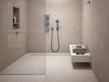 Wall/floor tiles with stone-effect pattern PETRA