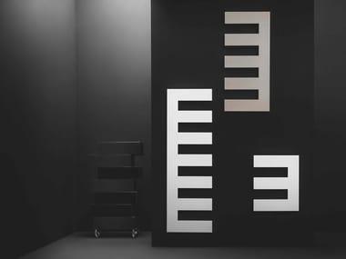 Radiatore verticale a parete PETTINE
