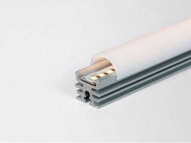 Aluminium linear lighting profile for LED modules PF060