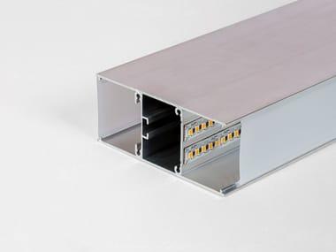 Aluminium linear lighting profile for LED modules PF110