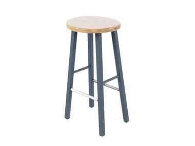 Barstool with footrest PG 10750400 | Barstool