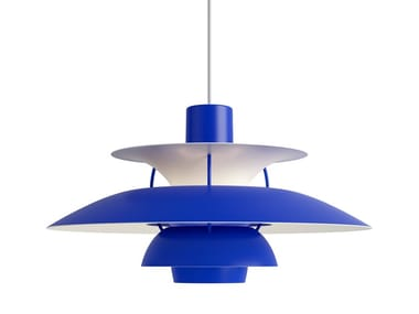 Metal pendant lamp PH 5 | Pendant lamp