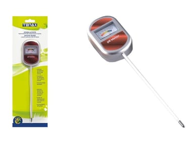 Tester for measuring soil acidity and humidity PH TESTER