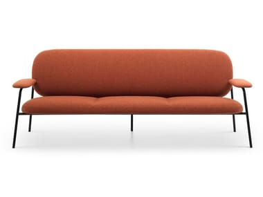 3 seater fabric sofa PHILO | Sofa